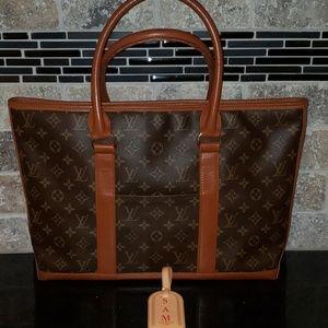 Authentic Louis Vuitton vintage Tote